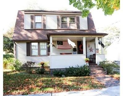 124 Farnsworth Street, Chicopee, MA 01013 - MLS#: 72427116