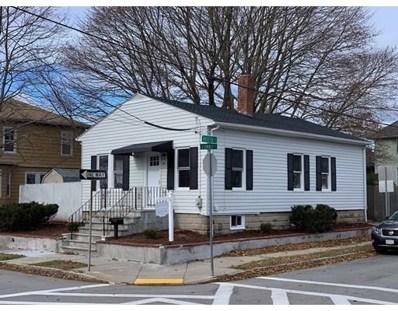 411 North St, New Bedford, MA 02740 - MLS#: 72427161