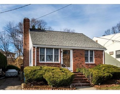 72 Lakeview Terrace, Waltham, MA 02451 - MLS#: 72427409