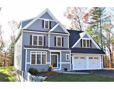 Lot 19 Fox Run Road UNIT #46, Bolton, MA 01740 - MLS#: 72427411