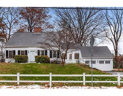 304 Dover Road, Westwood, MA 02090 - MLS#: 72427415