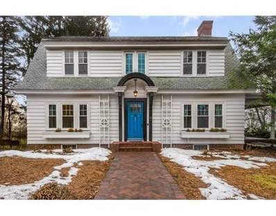 22 Germain St, Worcester, MA 01602 - MLS#: 72427475