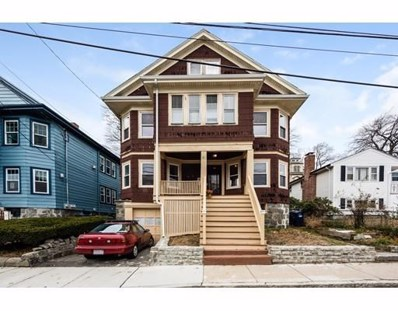 61 Westmoreland St. UNIT 1, Boston, MA 02124 - MLS#: 72427579