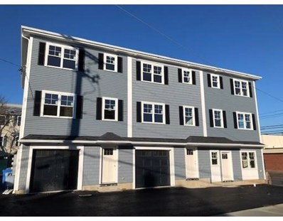 3 Lowell Street UNIT 3, Waltham, MA 02453 - MLS#: 72427654