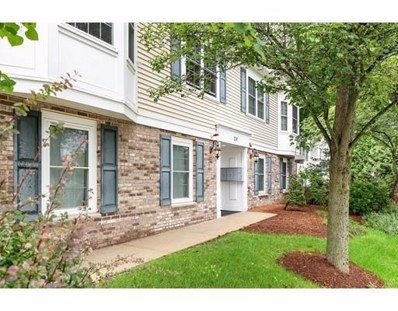 24 Wall St UNIT E, Canton, MA 02021 - MLS#: 72427709