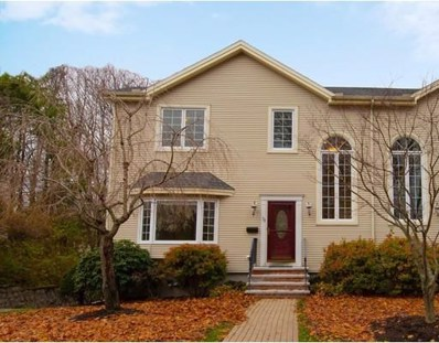 78 Putnam St UNIT 78, Needham, MA 02494 - MLS#: 72427762
