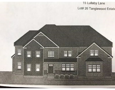 15 Lullaby Lane- Spec Home, Easton, MA 02356 - MLS#: 72428292