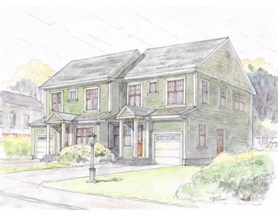 50 Lenglen UNIT 1, Newton, MA 02458 - MLS#: 72428361