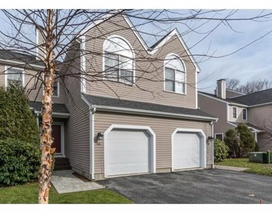 166 Bishops Forest Drive UNIT 166, Waltham, MA 02452 - MLS#: 72428391