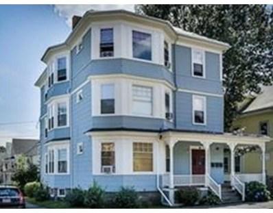 55 Ocean Avenue UNIT 3, Salem, MA 01970 - MLS#: 72428465