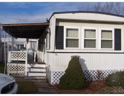 19B North Street UNIT 19B, Danvers, MA 01923 - MLS#: 72428494