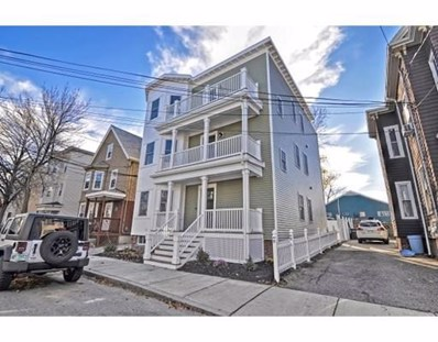 12 Morton St UNIT 3, Somerville, MA 02145 - MLS#: 72428551