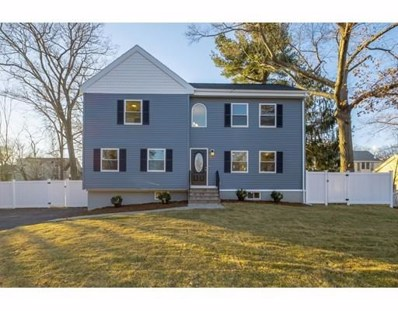 3 Cedarcrest Rd, Wilmington, MA 01887 - MLS#: 72428650