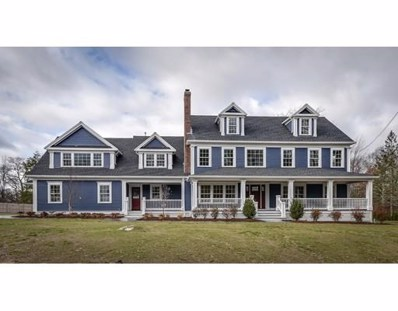 1 Crest Drive, Dover, MA 02030 - MLS#: 72428699