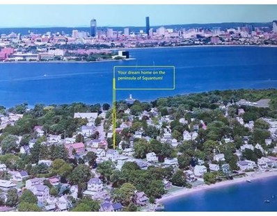 151 Huckins Ave, Quincy, MA 02171 - MLS#: 72428703