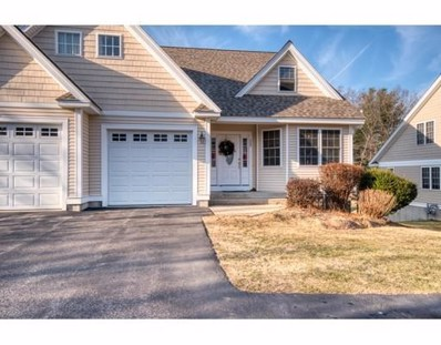 123 Carrington UNIT 123, Uxbridge, MA 01569 - MLS#: 72428762