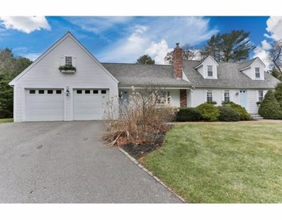 13 Indian Trl, Sandwich, MA 02563 - MLS#: 72429005