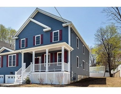 15 Turnbull Ave UNIT #1, Wakefield, MA 01880 - MLS#: 72429248