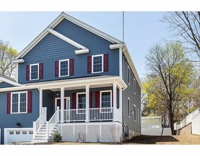 15 Turnbull Ave UNIT #1, Wakefield, MA 01880 - MLS#: 72429249
