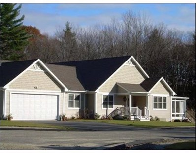 24 Whitman Bailey Drive UNIT 00, Auburn, MA 01501 - MLS#: 72429293