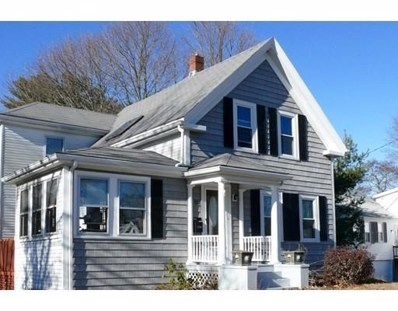 221 Pond St, Weymouth, MA 02190 - MLS#: 72429412
