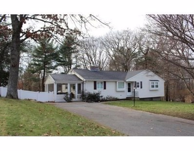 22 Sarah St, Burlington, MA 01803 - MLS#: 72429435