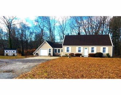 32 Thompson Rd, Webster, MA 01570 - MLS#: 72429707