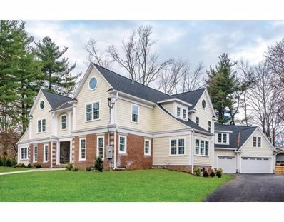 6 Country Club Rd, Newton, MA 02459 - MLS#: 72429748