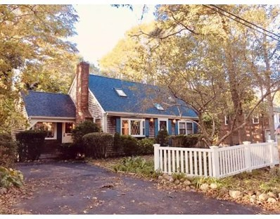 45 Oak Ridge Rd, Falmouth, MA 02536 - MLS#: 72429902