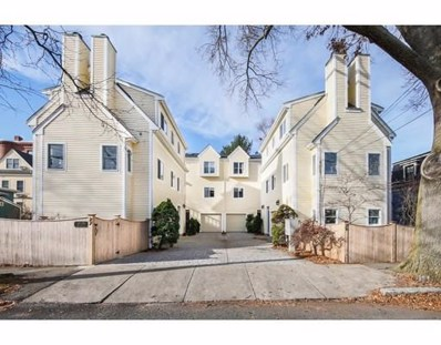 27 Kinnaird Street UNIT 3, Cambridge, MA 02139 - MLS#: 72430192