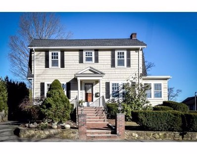 1 Hill Top Rd, Wellesley, MA 02482 - MLS#: 72430251
