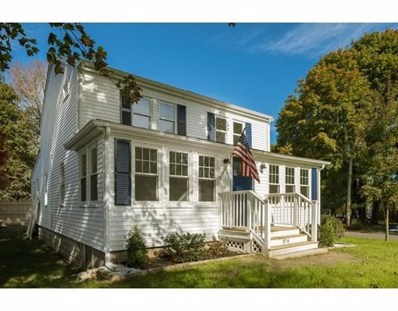 374 First Parish Road, Scituate, MA 02066 - MLS#: 72430375