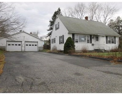 2 4TH Ave, Dudley, MA 01571 - MLS#: 72430401