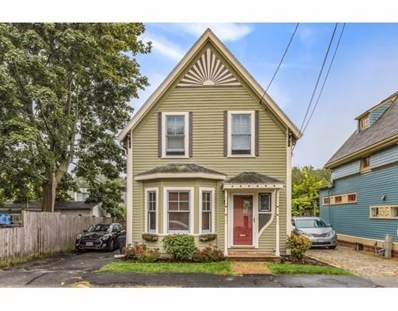 18 Border St UNIT 1, Winchester, MA 01890 - MLS#: 72430405
