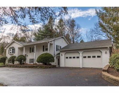 43 Bean Road, Sterling, MA 01564 - MLS#: 72430455