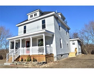 272 Main St, Dighton, MA 02715 - MLS#: 72430475