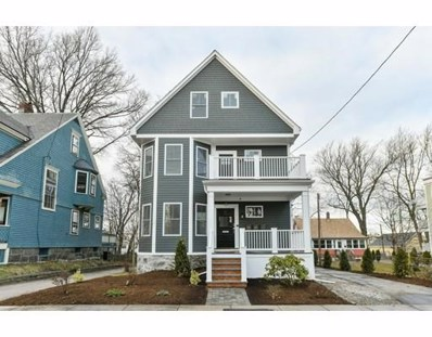28 Dix St UNIT 2, Boston, MA 02122 - MLS#: 72430574