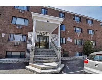 44 Lafayette Ave UNIT 306, Chelsea, MA 02150 - MLS#: 72430592