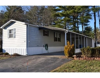 10 Woodchip Sq. UNIT 10, North Attleboro, MA 02760 - MLS#: 72430894