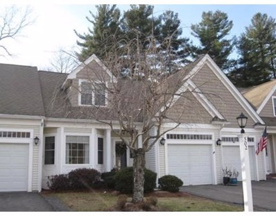 502 Blue Heron Drive UNIT 502, Lancaster, MA 01523 - MLS#: 72431028
