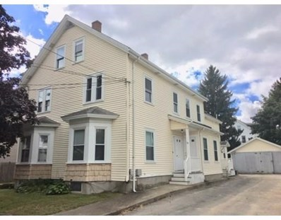 33 Wadsworth Avenue UNIT 1, Waltham, MA 02453 - MLS#: 72431069
