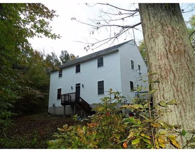 616 West St, Uxbridge, MA 01569 - MLS#: 72431089