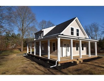 145 Plymouth St, Carver, MA 02330 - MLS#: 72431112