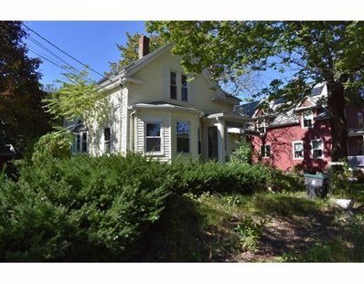 34 Marion St, Natick, MA 01760 - MLS#: 72431224