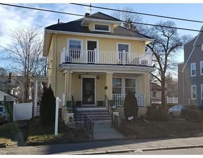 386 Moraine Street, Brockton, MA 02301 - MLS#: 72431258