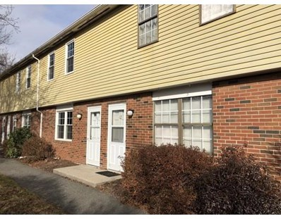 252 West St UNIT 11, Amherst, MA 01002 - MLS#: 72431381