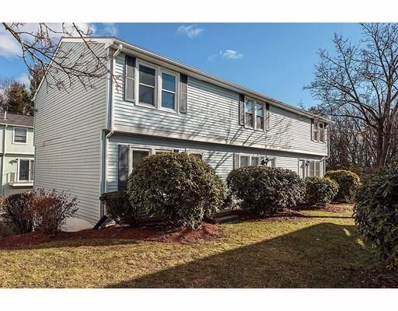 1223 Pawtucket Blvd UNIT 96, Lowell, MA 01854 - MLS#: 72431431