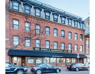 220 Commercial St UNIT 1R, Boston, MA 02109 - MLS#: 72431497