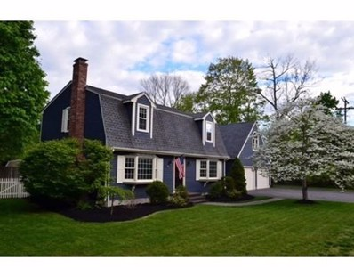60 Pound St, Medfield, MA 02052 - MLS#: 72431709