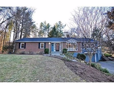 18 Course Brook Rd, Sherborn, MA 01770 - MLS#: 72431877